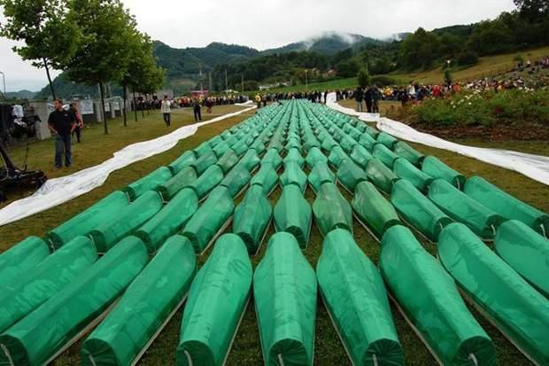 сребрениця