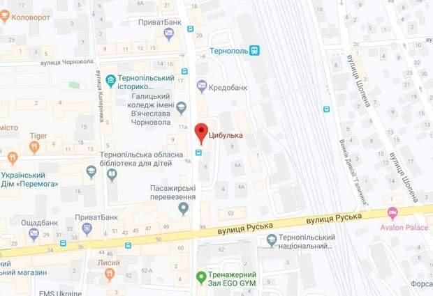 Де затримували тернопільських призовників: поблизу залізничного вокзалу