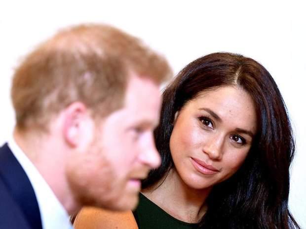 Принц Гаррі виголосив чуттєву промову