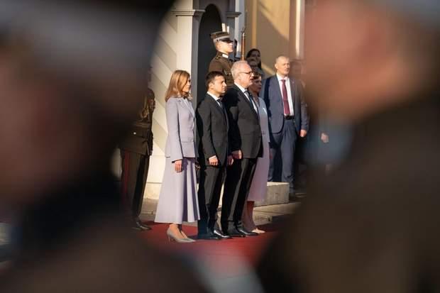 Стильний вихід першої леді України