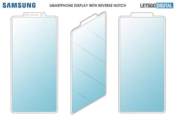 Samsung запатентувала дивний смартфон