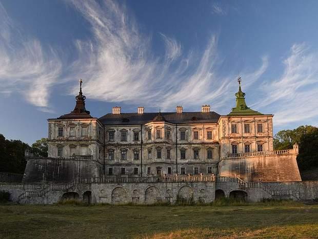 Подейкують, що у Підгорецькому замку є привид жінки