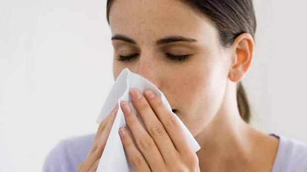 Шморгання носом може викликати кашель