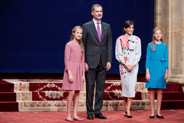 Іспанська королівська сім'я
