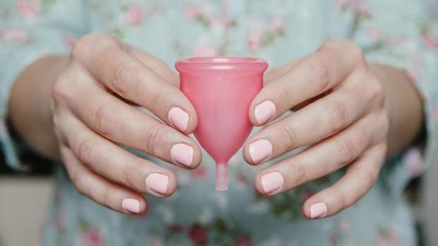 менструальна чаша