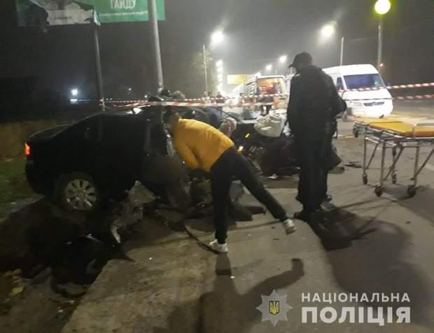 ДТП Поліція Миколаїв