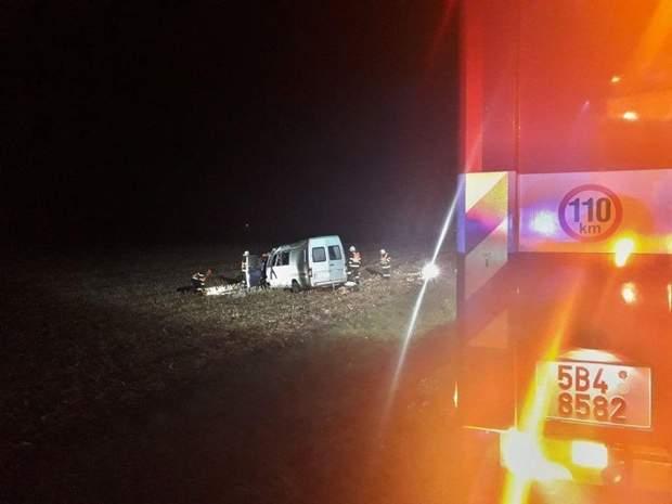 ДТП аварія Чехія українці