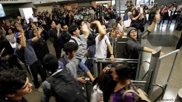 Протести в Чилі