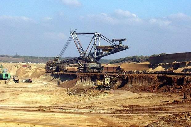 Компанія ОГХК видобуває руду