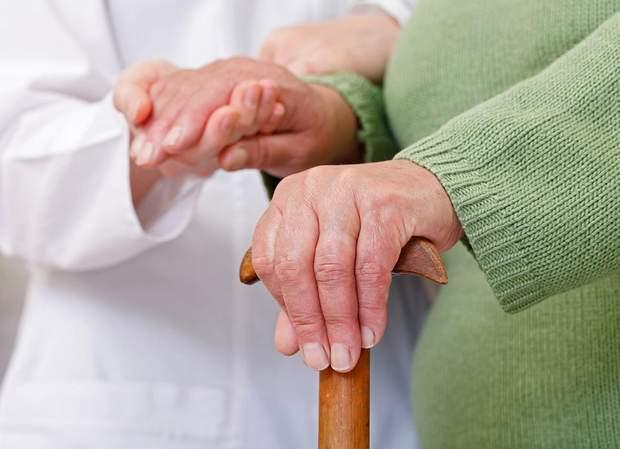 Наслідки хвороби Паркінсона