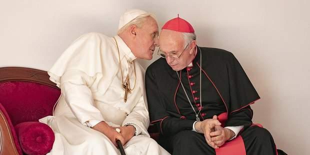 Два папи фільм 2019
