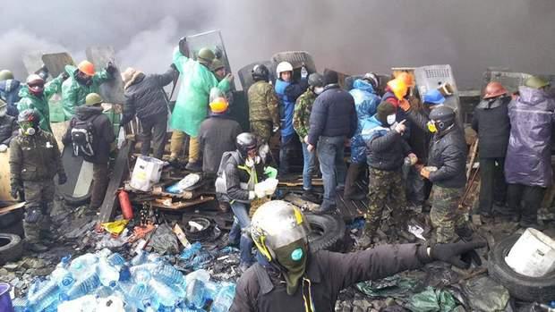 Революція Гідності / Фото Сергія Стерненка