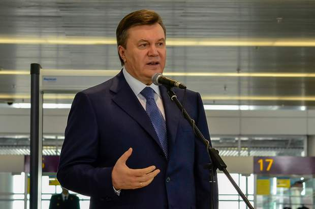Віктор Янукович / Фото 24 каналу