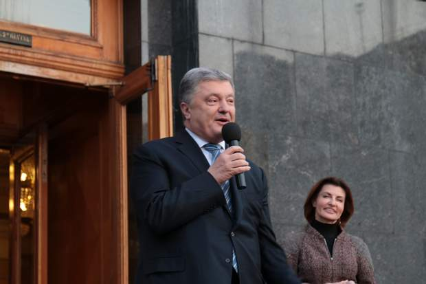 Петро Порошенко / Фото 24 каналу