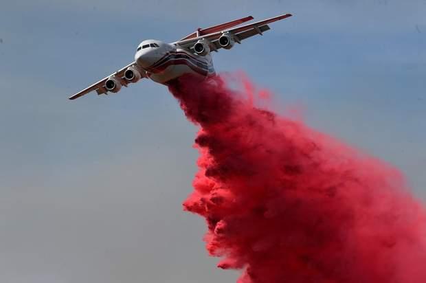 Каліфорнія пожежа