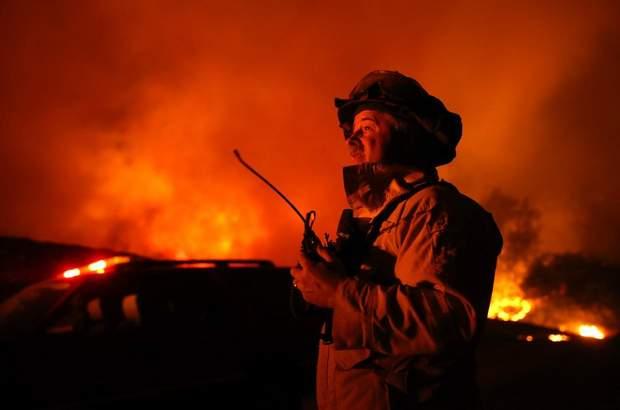Побороти пожежу намагаються понад 500 рятувальників