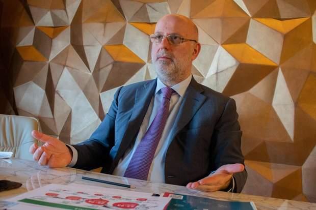 Грігол Катамадзе, голова Асоціації платників податків