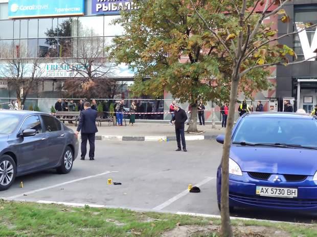 Харків стрілянина