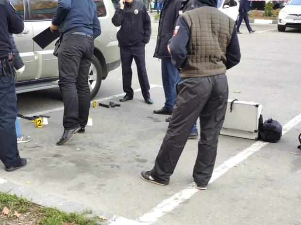поліція стрілянина Харків