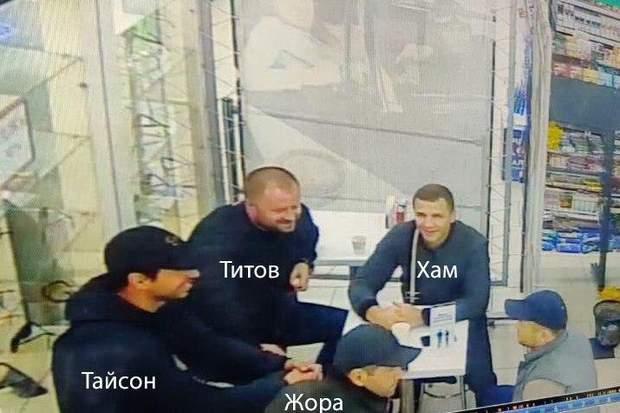 Харків, стрілянина, перестрілка, Борох, Тайсон, Ісаков, Жора, Титов