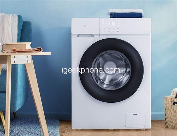 Xiaomi Mijia Inverter Drum Washing Machine 1F.