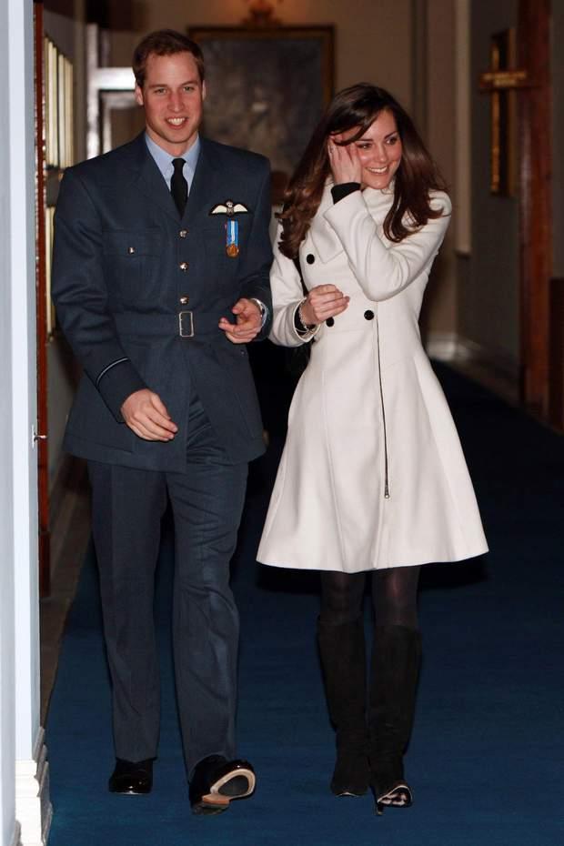 Кейт Міддлтон і принц Вільям, 2010 рік