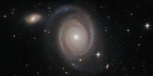 Hubble зробив дивовижний знімок спіральної галактики