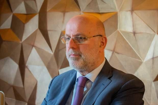 Грігол Катамадзе, експосол Грузії в Україні, експосол