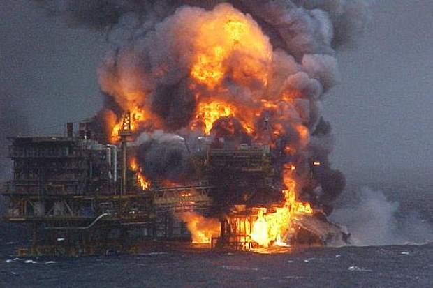 Катастрова на Piper Alpha