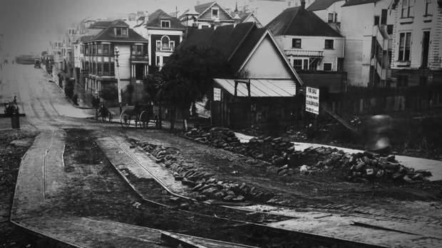 Землетрус у Сан-Франциско