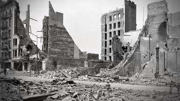 Крупнейшее землетрясение в Сан-Франциско в 1906 году | 349x620