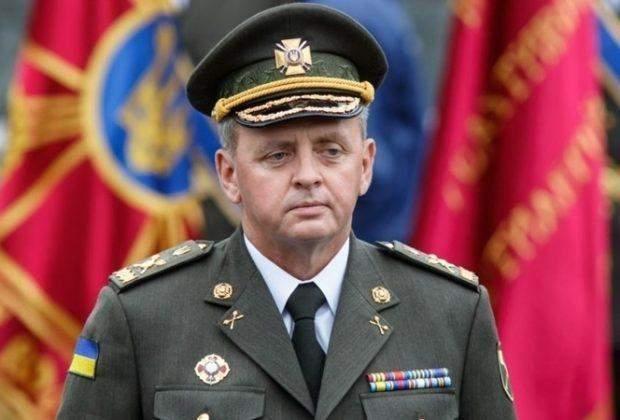 Генерал Віктор Муженко