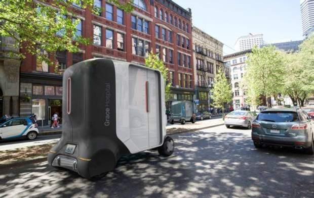 Мобільна клініка їздитиме вулицями міста