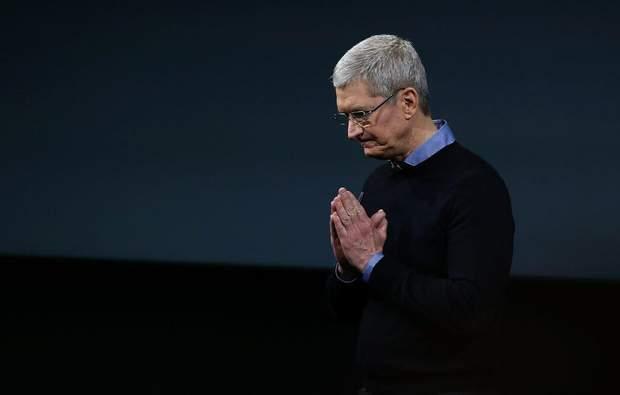 Тім Кук став гендиректором Apple у 2011 році