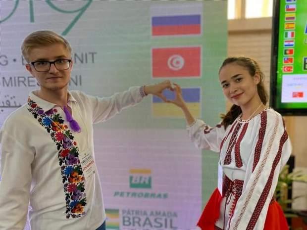 Ольга Харасахал та Дмитро Солом'янюка