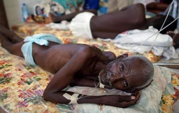 Щороку від холери гинуть 95 тисяч людей