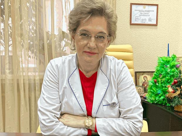 Однією з радниць нової міністерки стала Ольга Голубовська