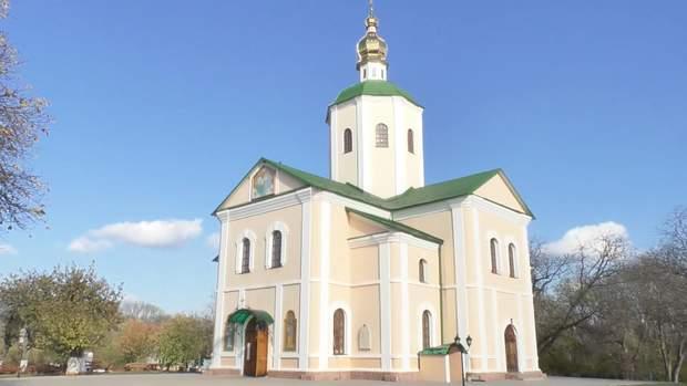 черкаси монастир