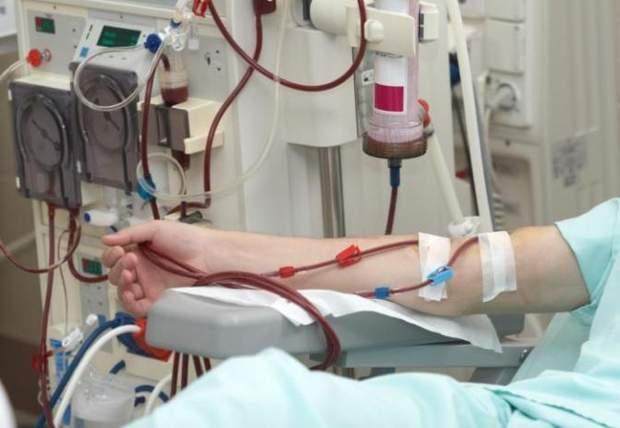 Очищення крові потрібне тільки важкохворим людям