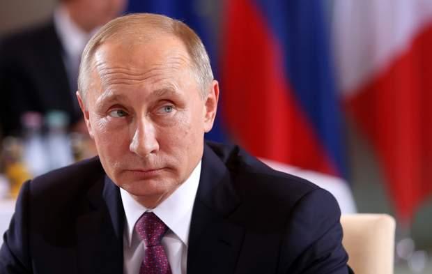 Володимир Путін/ Фото Getty Images