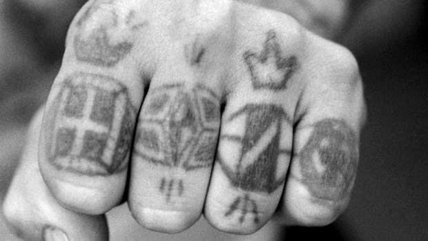 Татуювання людей з