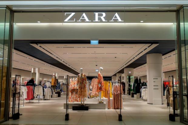 Магазин ZARA/ Фото bilshe.com
