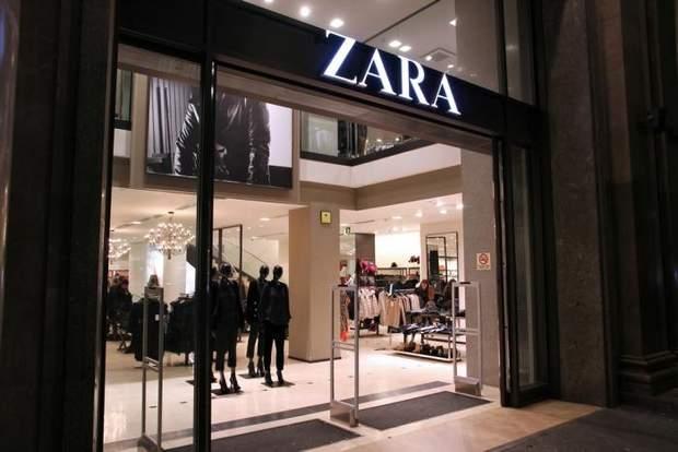 ZARA має магазини по всьому світу