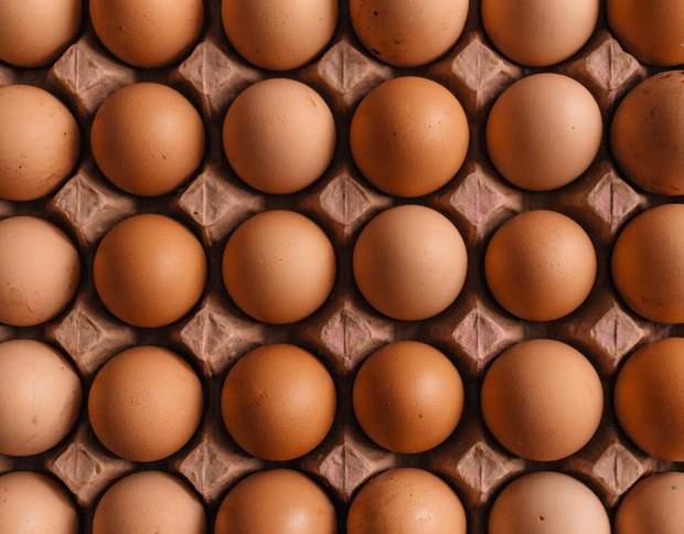 50 яєць можуть мати вагу до 6 кілограм
