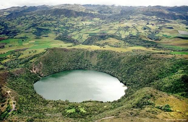 Озеро Гуатавіта