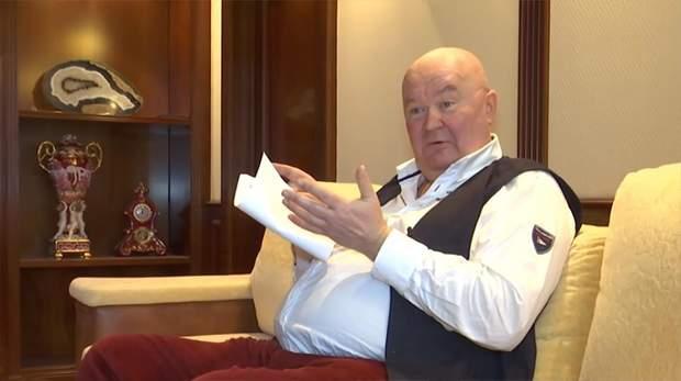Сергій Кисельов, якого вбили у Києві