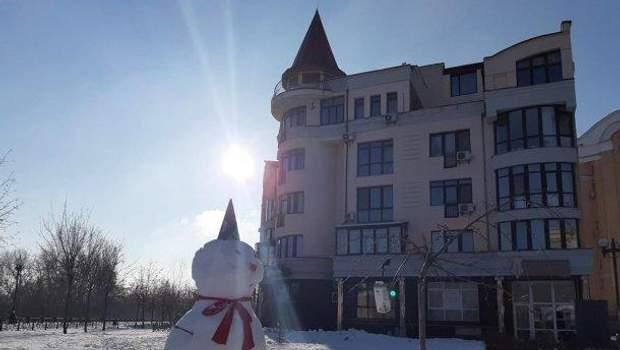 квартира Януковича, оренда квартири Януковича