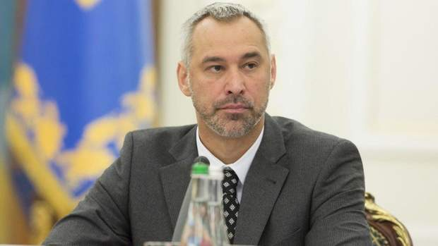 Генпрокурор Руслан Рябошапка