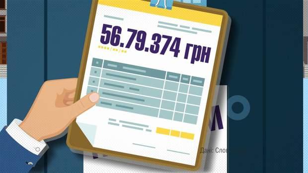 витрати на депутатів у вересні