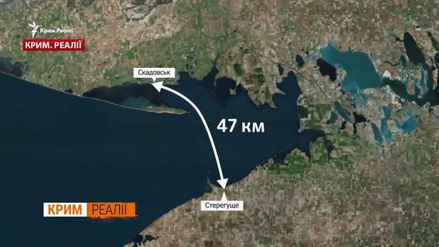 чорноморське узбережжя крим